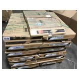 Pallet with Lithonia Lightning 4