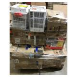 Pallet bwith assorte Air Conditioners - various models not tested