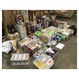 Pallet with assorted lighting various Brands models and conditions customer returns