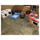 Mix lot- Heaters, Fans, Vacuum Microwaves , Power station and more review pictures Customer returns