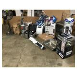 Pallet with assorted appliances - various items, models and conditions customer returns review pictures