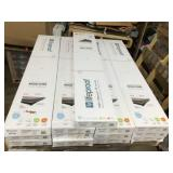 13 CASES OF LIFEPROOF ASSORTED FLOORING! CUSTOMER RETURNS SEE PICS
