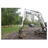 2001 Bobcat 341D Tracked Excavator