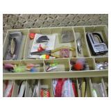 Plano Fishing Tackle Box Full of Mi...