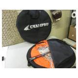 Pair of Champro 6ft x 4ft Pop Up Go...