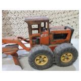 Vintage Tonka Road Grader  RM1...