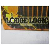 Lodge Logic Cast Iron Pro Grid Iron...