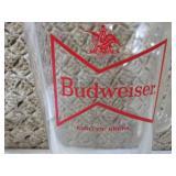 Glass Budweiser Pitcher  EC1...
