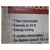 Indoor/Outdoor Clothesline Dryer  F...