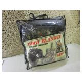 Camo Boot Blanket Insulated Overboo...