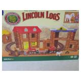 The Original Lincoln Logs Redwood J...