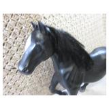 Large Plastic Horse Figure Approx 2...