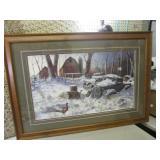 "Large Framed Print 39 3/4"" x 27 3/4..."