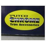 Chrome Trim Side Body Molding Cover...