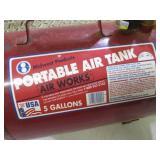 5 Gallon Portable Air Tank  RMC...
