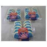 3 Containers of Patriotic Frosted S...