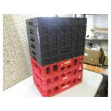 Lot of 9 Coca-Cola Trays  RM5...