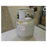 Forklift Propane Tank with Fuel See...