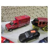 Assorted Toy Cars and Ship  RM1...