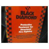 Pair of New Black Diamond Firestorm...