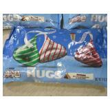 3 Bags of Hersheys Hugs Best by Aug...