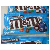 12 Bags of Hazelnut Spread M&M