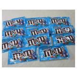 11 Bags of Hazelnut Spread M&M