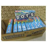 10 Boxes of Tropical Dots Candy  C-...