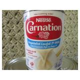 11 Cans of Evaporated Lowfat 2% Mil...