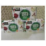 Apple Juice Pouches 3 Packs / 10 Po...