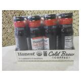 Case of 12 Bottles Honest Cold Brew...