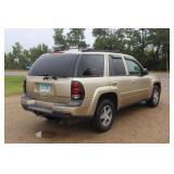 2004 Chevrolet Trailblazer LT 4x4 - 2 Owners