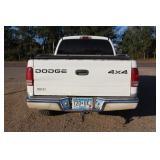 2001 Dodge Dakota SLT 4x4