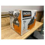 RIDGID 4 Gal. 5.0-Peak HP Portable Wet/Dry Shop Vacuum with Filter, Dust Bag, Locking Hose and Car Nozzle