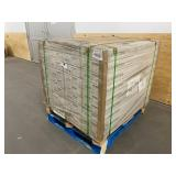 STYLE SELECTIONS Lot of 36 Cases of 5 -in Barrel Hickory Handscraped Engineered Hardwood Flooring. (32.29 sq. ft. per case). Total of 1,162.44 sq. ft. of Coverage