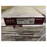 HOME DECORATORS COLLECTION Lot of 15 Cases of- Coastal Oak 7.5 in. L x 47.6 in. W Luxury Vinyl Plank Flooring (24.74 sq. ft. per case). Total of 371.1 sq. ft.