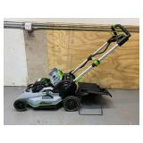 EGO Power+ Select Cut LM2135SP 21 in. 56 volt Battery Self-Propelled Lawn Mower