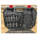 HUSKY 1/4 in., 3/8 in. and 1/2 in. Drive Mechanics Tool Set (149-Piece)