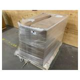 HOME DEPOT Pallet of Large Moving Box (18 in. L x 18 in. W x 24 in. D)