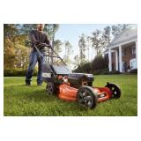 ECHO 21 in. 58-Volt Brushless Lithium-Ion Cordless Battery Walk Behind Push Lawn Mower - 4.0 Ah Battery/Charger Included