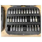 HUSKY Lot of Two- 3/8 in. Drive Master Bit Socket Sets (37-Piece)