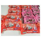 22 Bags of Assorted Hershey Kisses