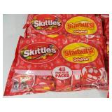 8 New Large Bags of Candy