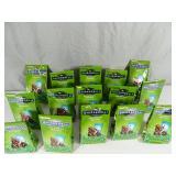 16 New Bags of Ghirardelli Milk Chocolate Bunnies