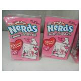 Large Assortment of Nerds Candy