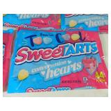 10 New Large Bags of Sweetart Conversation Hearts