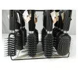 New Metal Display and Hairbrushes