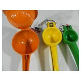 3 New Citrus Juicers