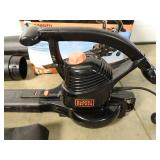 Black and Decker Blower / Vacuum