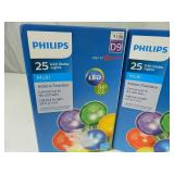 3 New Boxes of Phillips LED Lights